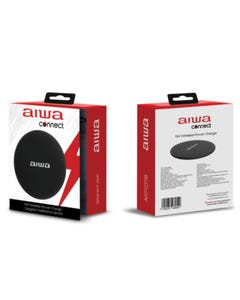 Aiwa Connect 5W Wireless Power Charger-Black