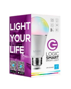 Logic Bright Smart Light-White