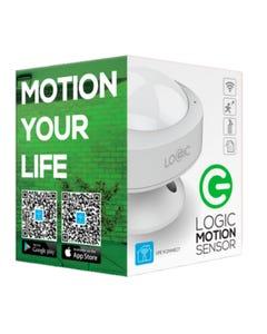 Logic Motion Sensor-White